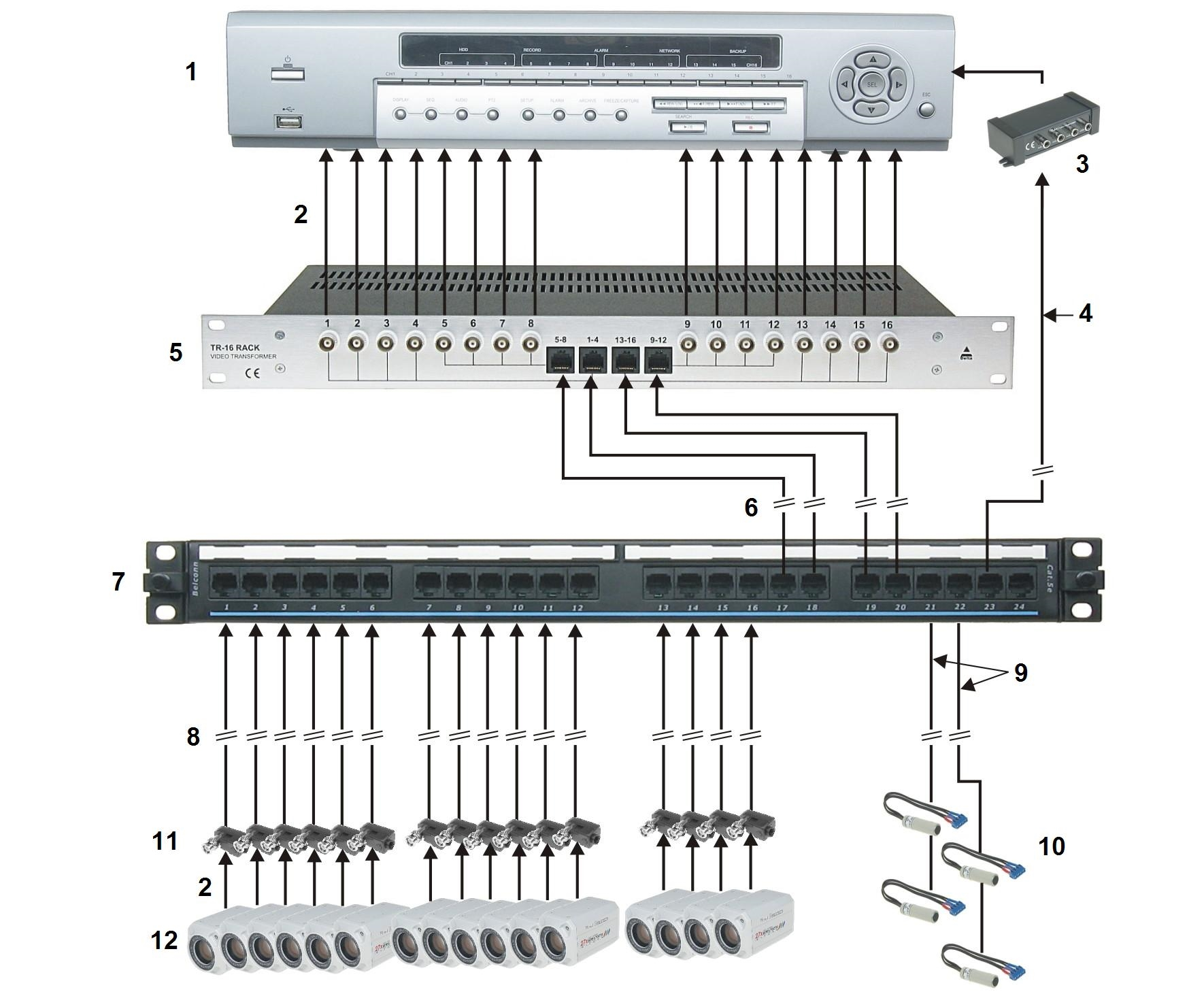 Electret Microphone Element Wiring Not Lossing Diagram Circuit Audio Patchbay Monitors Condenser